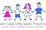 Saint Luke's Little Saints Preschool Logo